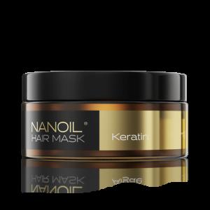 Nanoil, Keratin Hair Mask repair hair mask with keratin. 300 ml